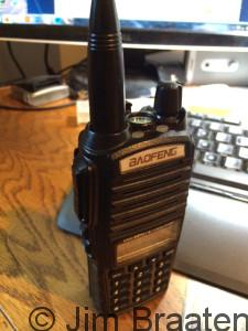 Handheld transceivers (HTs) can be easily packed into remote areas of the outdoors for reliable communication. Often times more reliable than cellular phones.