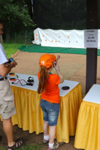 Game Fair also caters to kids as they are the future. Supervised games that allow kids to put down their iPhones and pick up a slingshot, shotgun or bow are highly encouraged.