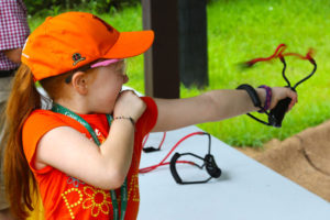 Indeed, Game Fair is often the place where kids discover shooting a slingshot is more fun than a smartphone app.