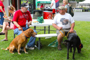 But events aside, Game Fair is also a chance for dogs and their owners a chance to socialize and enjoy a late summer day.
